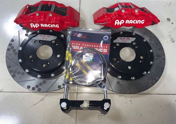AP Racing Set